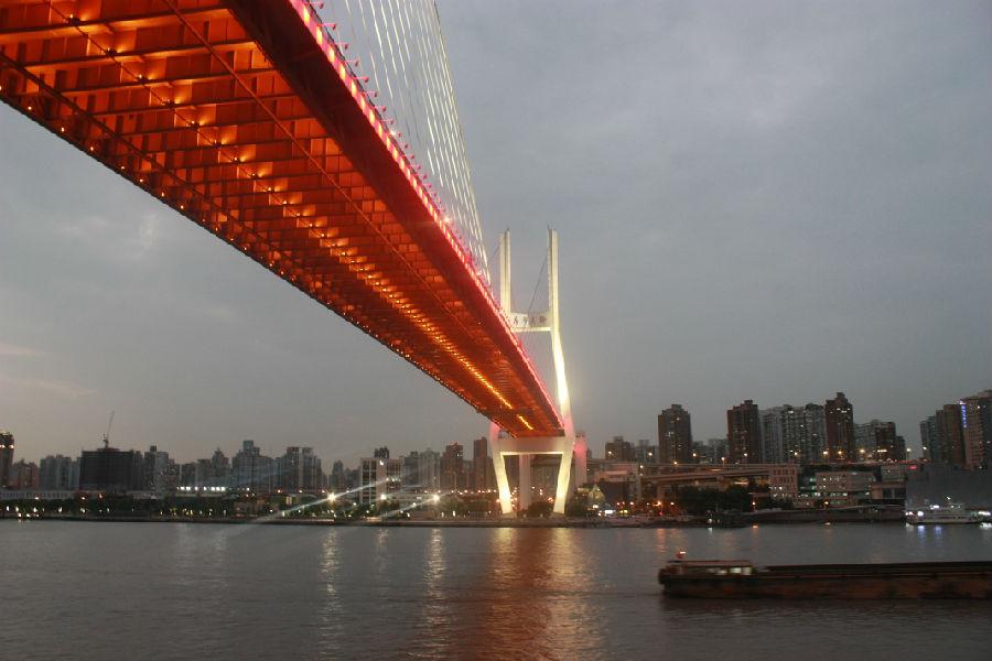 南浦大桥景观提升